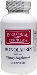 Monolaurine 600mg 90caps
