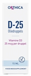 Orthica Vitamine D spierkracht 15ml