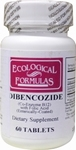 Ecological formulas Dibencozide co-enzym B12 1mg 60tabl