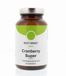 Best Choice Cranberry super  60tab