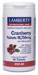 Lamberts Cranberry 60tab