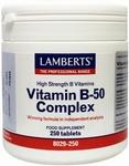 Lamberts Vitamine B 50 complex 250tab