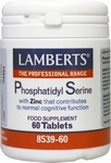 Lamberts Phosphatidyl serine 100 mg 60tab