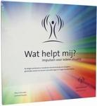 Boek Wat helpt mij? NL Petra Schneider 220blz + kaartenset