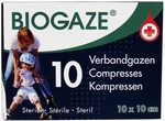 Biogaze 10x10cm 10st