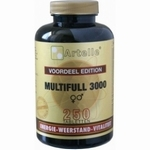 Artelle Multifull 3000 250tab