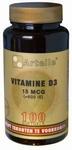 Artelle Vitamine D3 15 mcg 100cap