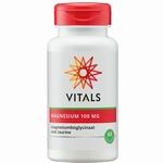 Vitals Magnesiumbisglycinaat 100 mg  60tab