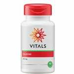 Vitals Taurine 500 mg 60vcap