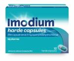 Imodium Loperamide HCI 2mg 20caps