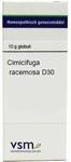 VSM Cimicifuga racemosa D30 korrels 10g