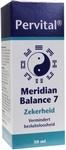 Pervital Meridian balance  7 zekerheid 30ml