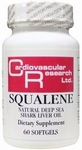 Cardiovascular Research Squalene shark liveroil 500mg 60caps