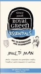 Royal Green Multi man 120tab