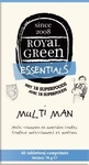 Royal Green Multi man  60tab