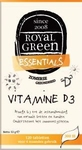 Royal Green Vitamine D3 120tab