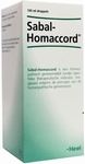 Heel Sabal-Homaccord 100ml