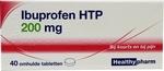 Healthypharm Ibuprofen 200mg 40tabl