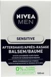 Nivea Men aftershave balsem sensitive 100ml