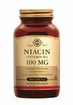 Solgar 1860 Vitamine B3 100 mg (Niacine) 100tabl