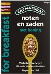 Eat Natural Cereal noten & zaden 500g