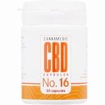 Cannamedic No.16 CBD 2% Hennepolie 6mg 50caps