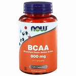 NOW BCAA 800 mg 120caps