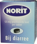 Norit 125mg 180tabl