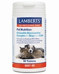 Lamberts Glucosamine voor dieren 90tab