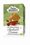 Farm brothers Hazelnoot en Kaneel koekjes BIO 150g