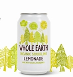 Whole Earth Lemon Limonade BIO 330ml
