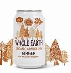Whole Earth Ginger Limonade BIO 330ml