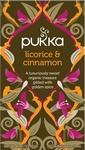 Pukka Licorice & Cinnamon BIO 20 theezakjes