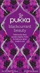 Pukka Blackcurrant beauty BIO 20 theezakjes