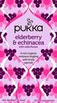 Pukka Elderberry & Echinacea BIO 20 theezakjes