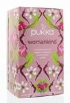 Pukka Womankind BIO 20 theezakjes cranberry, rose, vanilla