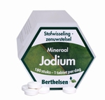 Berthelsen Jodium 225mcg 180tabl