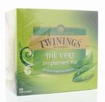 Twinings Groene thee original  50builtjes
