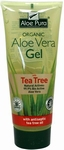 Aloe Pura organic Aloe vera gel met Tea tree 200ml