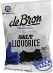 de Bron zoute klavertjes drop suikervrij 100g