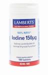 Lamberts Jodium 150 mcg 180tabl