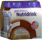 Nutricia Nutridrink Chocola 4x200ml