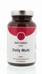 Best Choice Daily multi vitamine mineralen complex 120tab