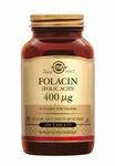 Solgar 1080 Folacin 400 µg (Foliumzuur, Vitamine B9) 100tabl