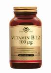 Solgar 3180 Vitamine B12 100 µg 100tabl