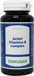 Bonusan Actief vitamine B complex 60caps