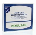 Bonusan Multi vital basissupletie 1set