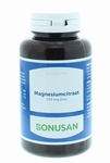 Bonusan Magnesiumcitraat 150 mg plus 120tabl