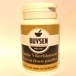Buysen Linde Vlierbloesem Keel en Hoest pastilles 60st