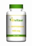 Elvitaal L-Tryptofaan 500 mg 100vcaps